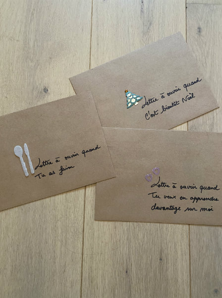 lettre a ouvrir quand exemple