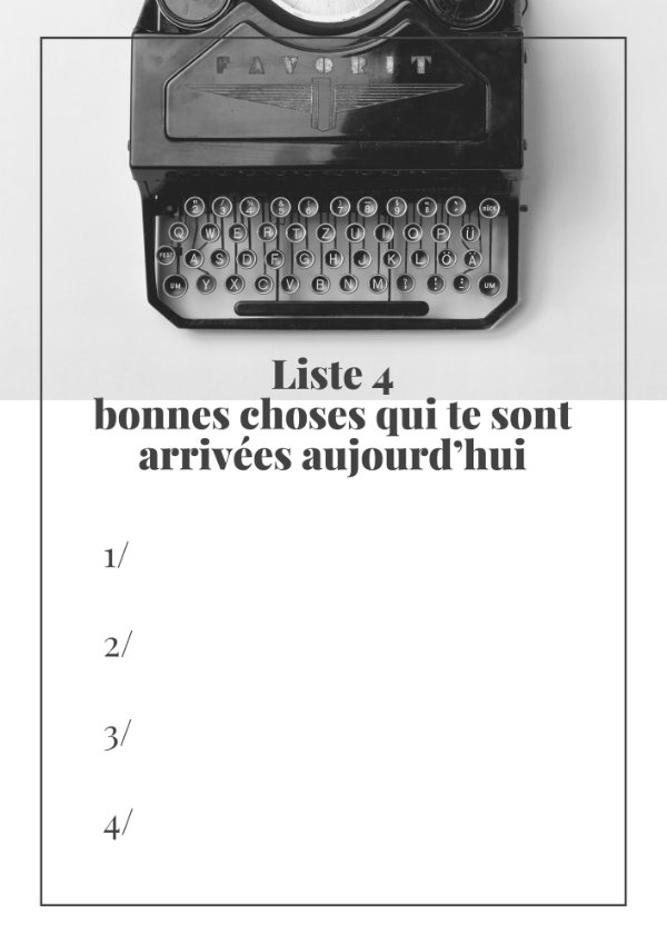 lettres a ouvrir quand exemple